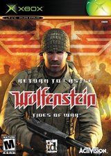 Return to Castle Wolfenstein - Tides of War