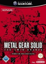 Metal Gear Solid - The Twin Snakes