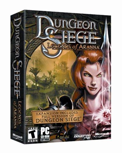 Dungeon Siege - Legends of Aranna