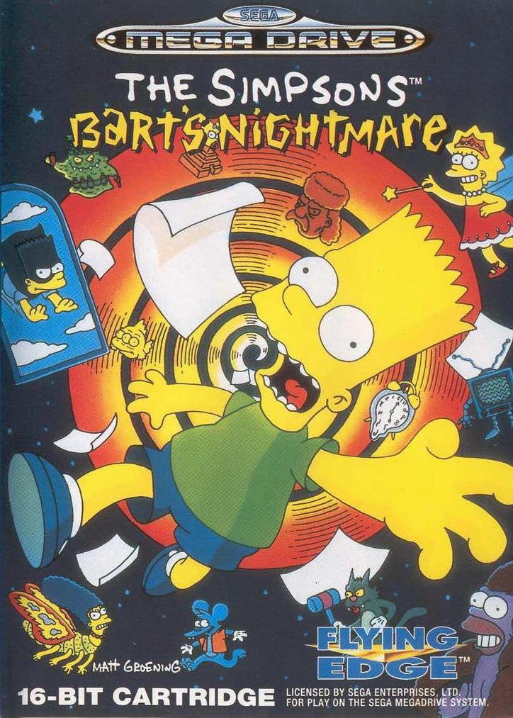 The Simpsons - Bart's Nightmare