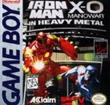 Iron Man XO Manowar in Heavy Metal