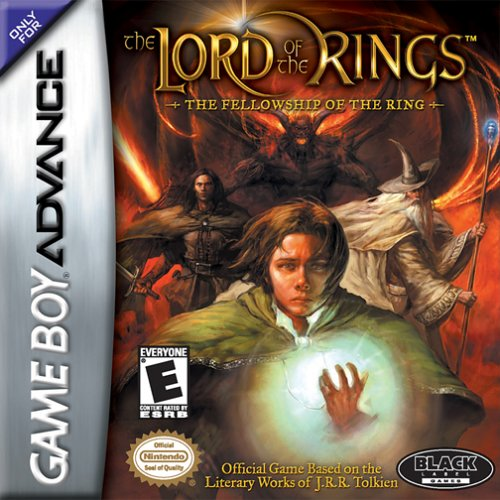 Lord of the Rings - Fellowship of the Rings