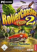 RollerCoaster Tycoon 2 - Time Twister