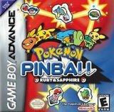 Pokémon Pinball - Rubin & Saphir