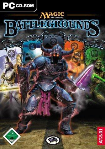 Magic the Gathering - Battlegrounds
