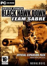 Black Hawk Down - Team Sabre