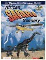 African Safari Scenery