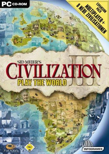 Civilization 3 - Play the World