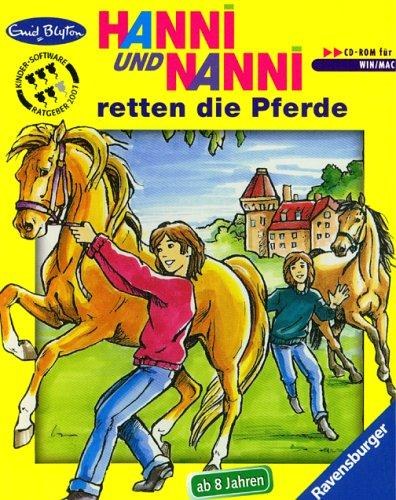 Hanni und Nanni retten die Pferde
