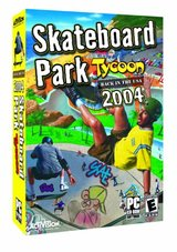 Skate Board Park Tycoon: Back in the USA 2004