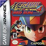 Megaman Battle Network 4 Red Sun