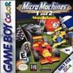 Micro Machines - Twin Turbo