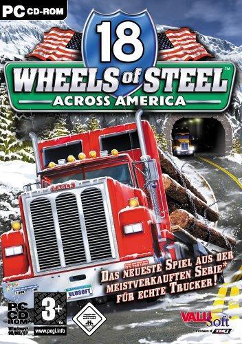 18 Wheels of Steel - Across America