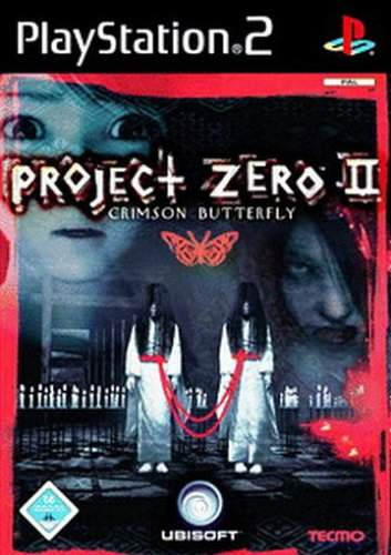 Project Zero 2 - Crimson Butterfly