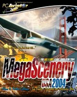 Flight Simulator 2004 - MegaScenery USA 3