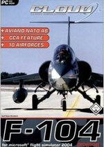 Flight Simulator 2004 - F-104 Starfighter