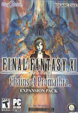 Final Fantasy 11 - Chains of Promathia