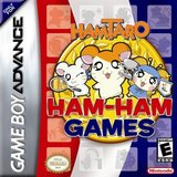 Hamtaro - Ham Ham Games