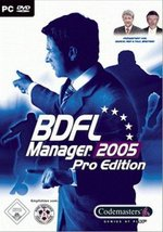 BDFL Manager 2005 Pro Edition