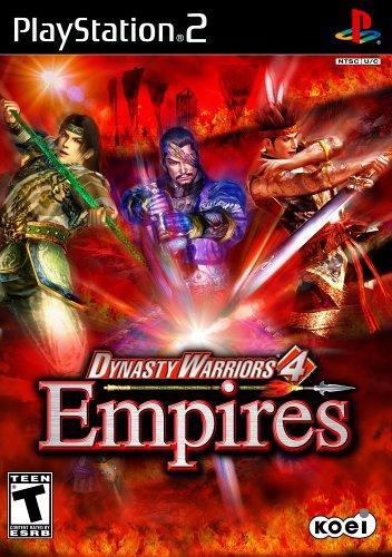 Dynasty Warriors 4 - Empires