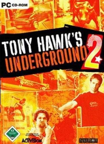 Tony Hawks Underground 2