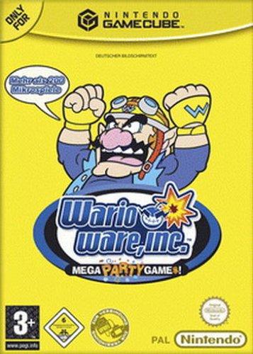 Wario Ware, Inc. - Mega Party Games