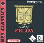 NES Classics The Legend of Zelda