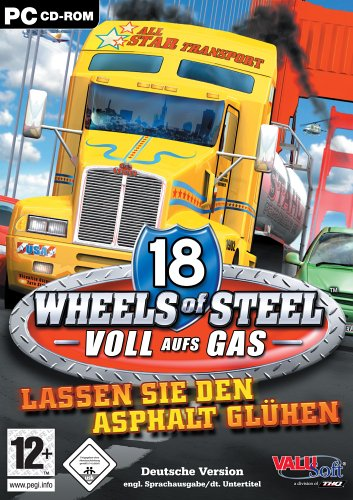 18 Wheels of Steel - Pedal to the Metal