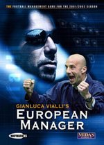 Gianluca Vialli European Football Manager