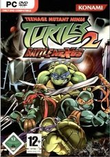 Teenage Mutant Ninja Turtles 2 - Battle Nexus