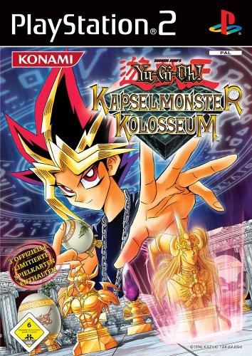 Yu-Gi-Oh! Kapselmonster Kolosseum