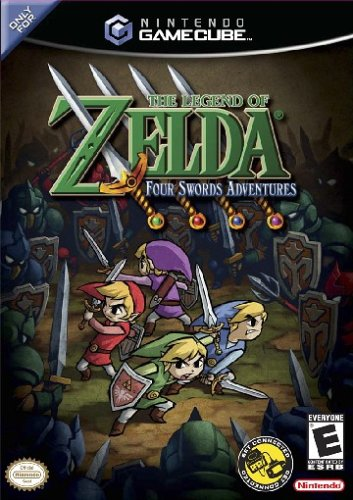 The Legend of Zelda - Four Swords Adventures
