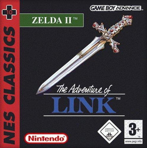 The Legend of Zelda - The Adventure of Link