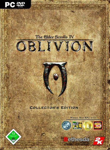 The Elder Scrolls 4 - Oblivion