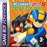 Megaman Battle Network 5 - Team Colonel