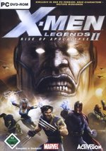 X-Men Legends 2 - Rise of Apocalypse