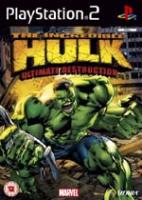 The incredible Hulk - Ultimate Destruction