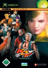 King of Fighters Maximum Impact - Maniax