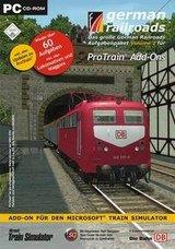 German Railroads - ProTrain Aufgabenpaket
