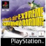 Phat Air - Extreme Snowboarding