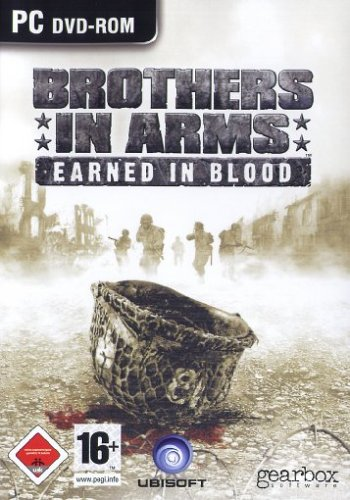 Brothers in Arms - Earned in Blood