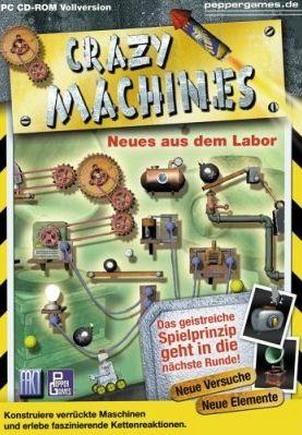 Crazy Machines - Neues aus dem Labor
