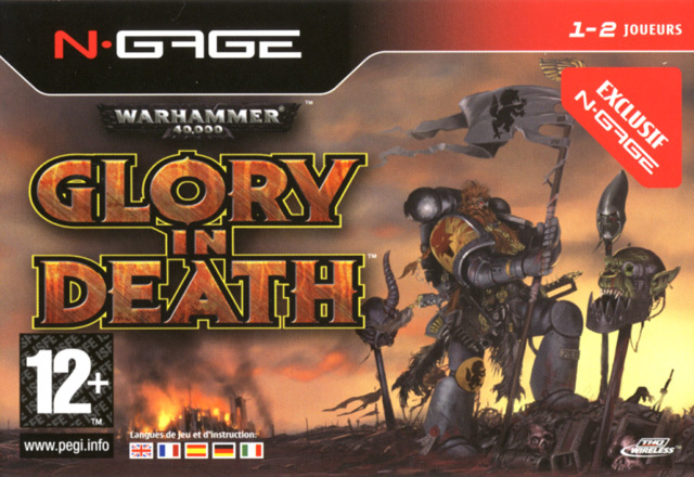 Warhammer 40.000 - Glory in Death