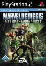 Marvel Nemesis Rise of the Imperfects