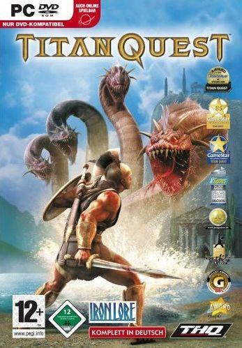 RPG trifft griechische Mythologie