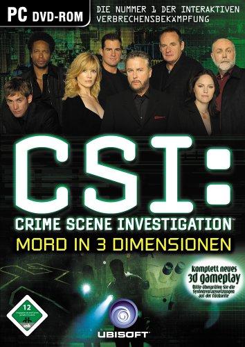 CSI 4 - Mord in 3 Dimensionen