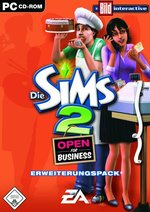 Die Sims 2 - Open for Business