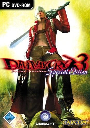 Devil May Cry 3 - Dantes Erwachen
