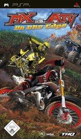 MX vs ATV: On the Edge