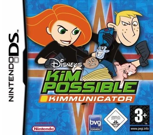 Kim Possible - Kimmunicator